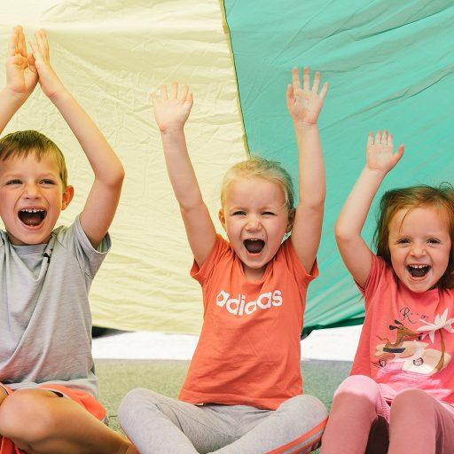 Kinderturnen <span>(4-6 Jahre)</span> - BEREITS AUSGEBUCHT
